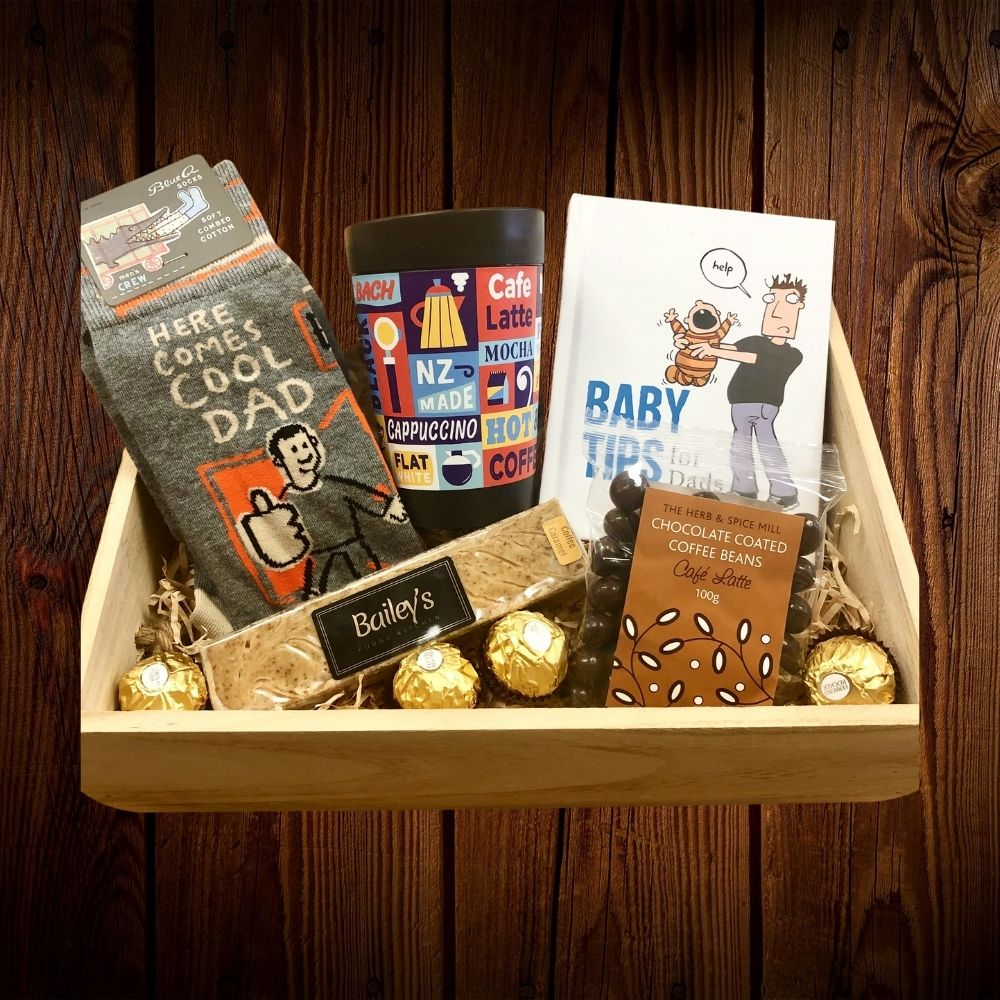 New Dad Gift Pack from Funky Gifts NZ