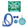 Did you Say walk? Dog Starter Kit from Funky Gifts NZ
