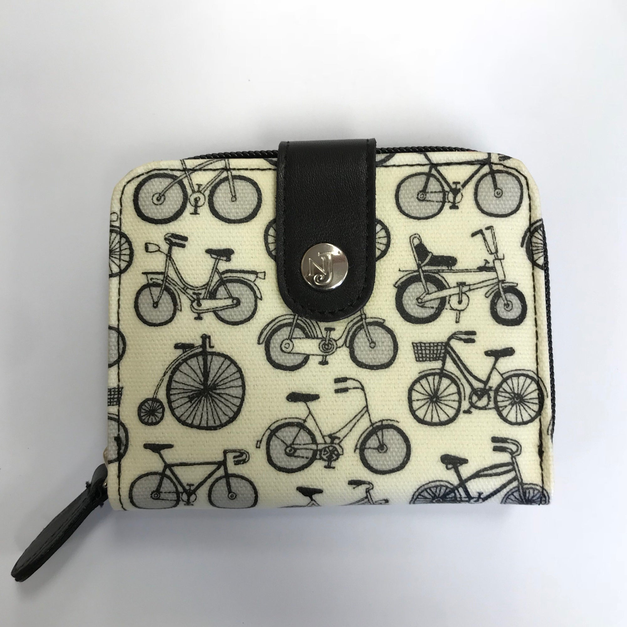Nicky James Midi Purse Bikes