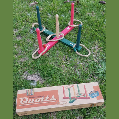Wooden Outdoor Game - Quoits