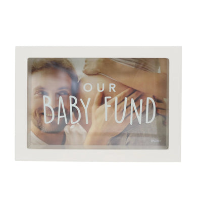 Personalised Change Box Baby Fund