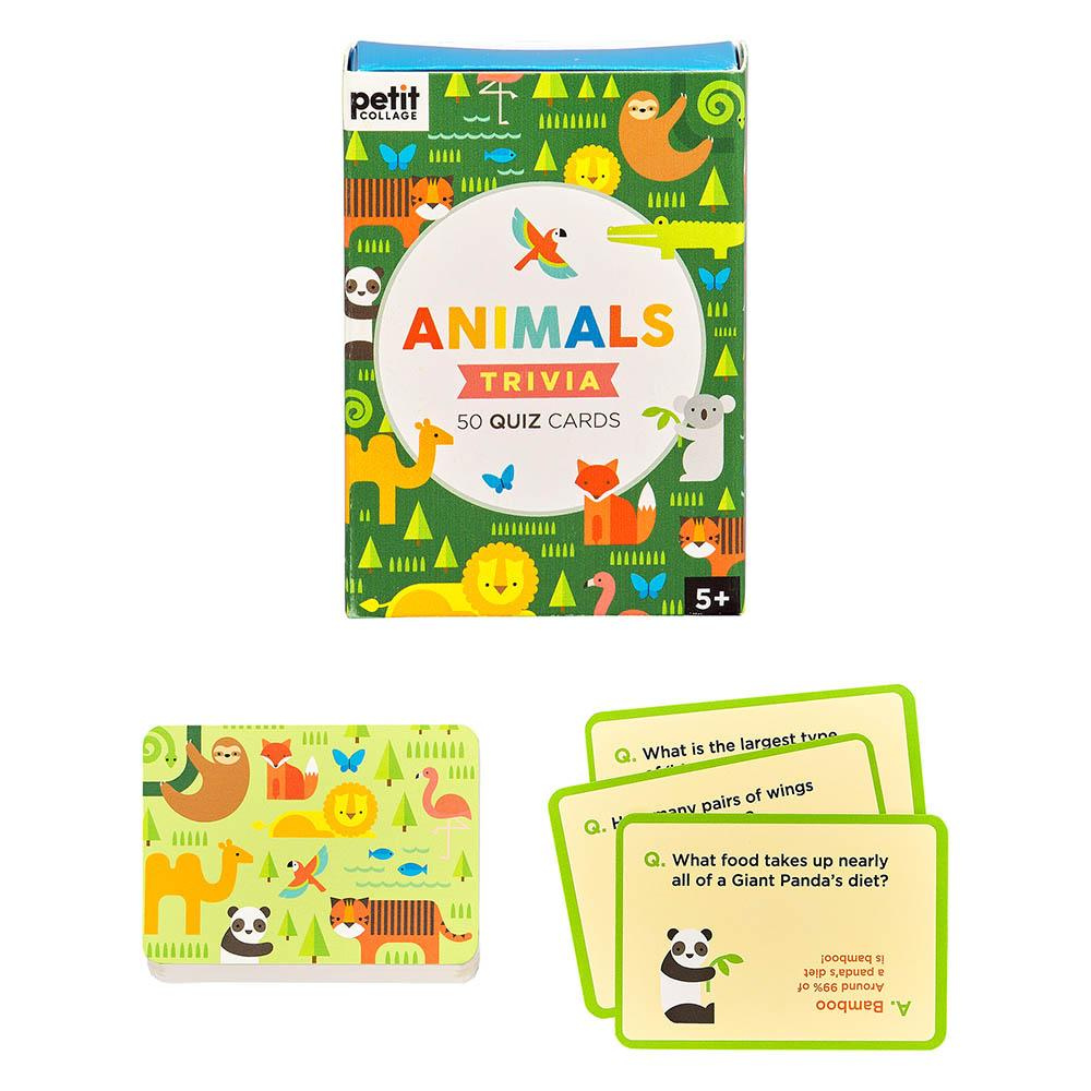 Animals Trivia Quiz Game