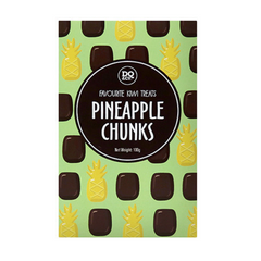 Kiwiana Lollies - Pineapple Chunks