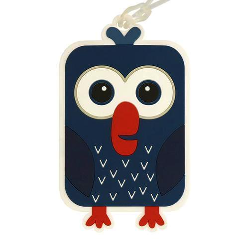 Luggage Bag Tag - Pip Pukeko