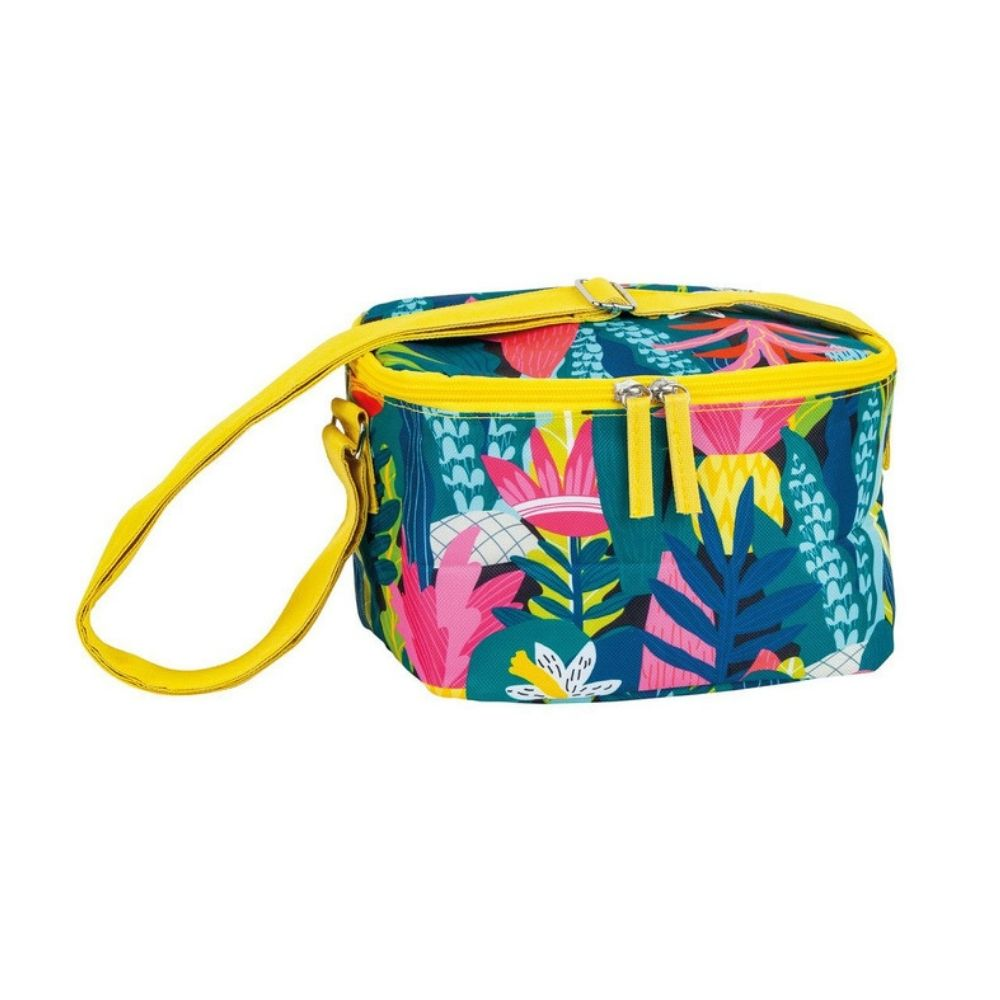 Tropic Fun 4pc Lunch Set Cooler Bag from Funky Gifts NZ