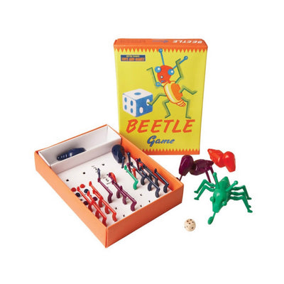 Retro Beetle Game