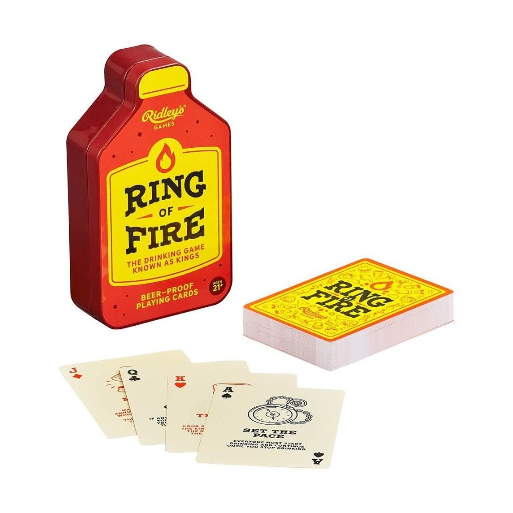 Ridley's Ring of Fire Game