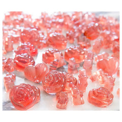 Rose Gummy Bears 100g