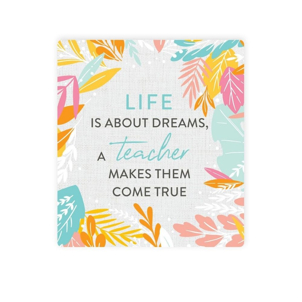 Dreams Come True Teacher Thank You gift from Funky Gifts NZ