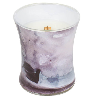 Woodwick Artisan Gallarie Medium Sea Salt Magnolia