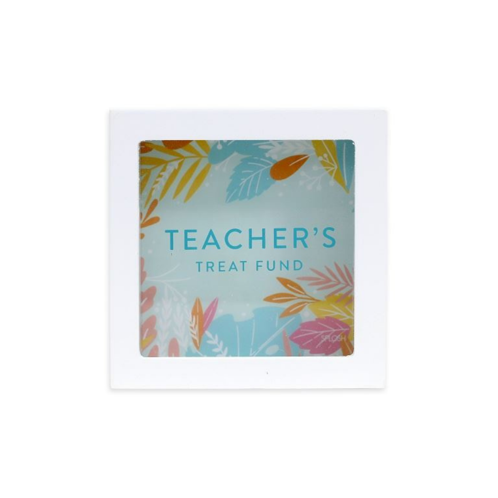 Teacher Treat Fund Change box from Funky Gifts NZ