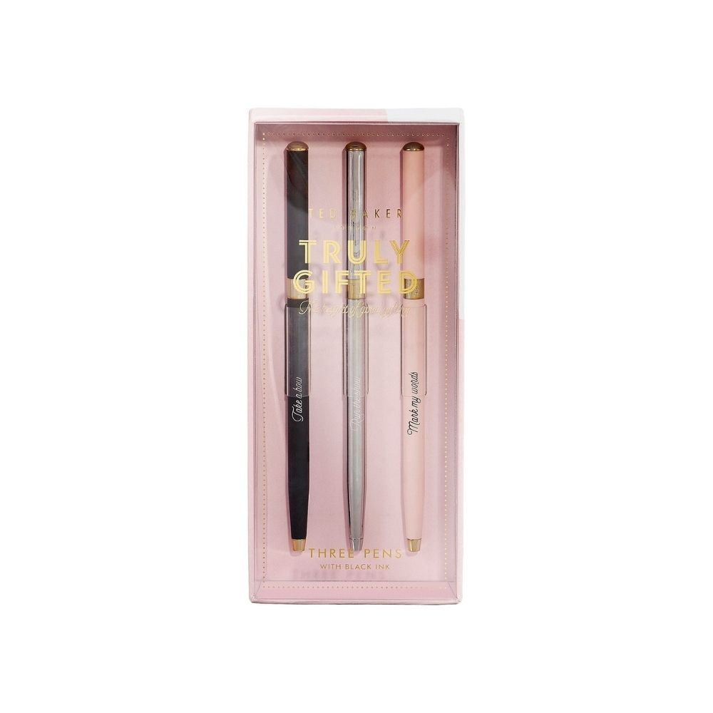 Ted Baker Three Pens