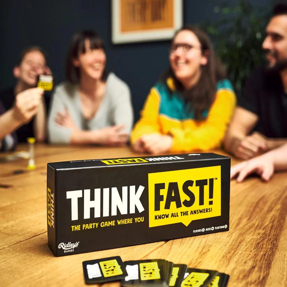 Think Fast Game