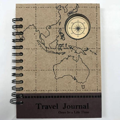 Travel Journal - Compass