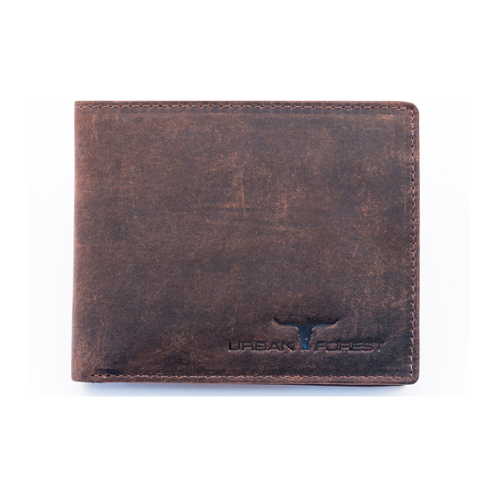 Urban Forest Logan Wallet - Brown