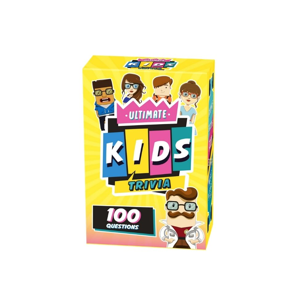 Ultimate Kids Trivia Quiz Game From Funky Gifts NZ