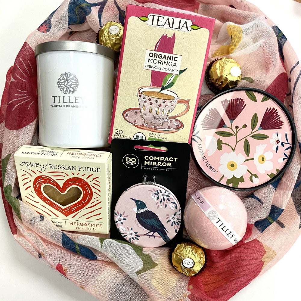 Valentine's Treats For Her Gift Pack