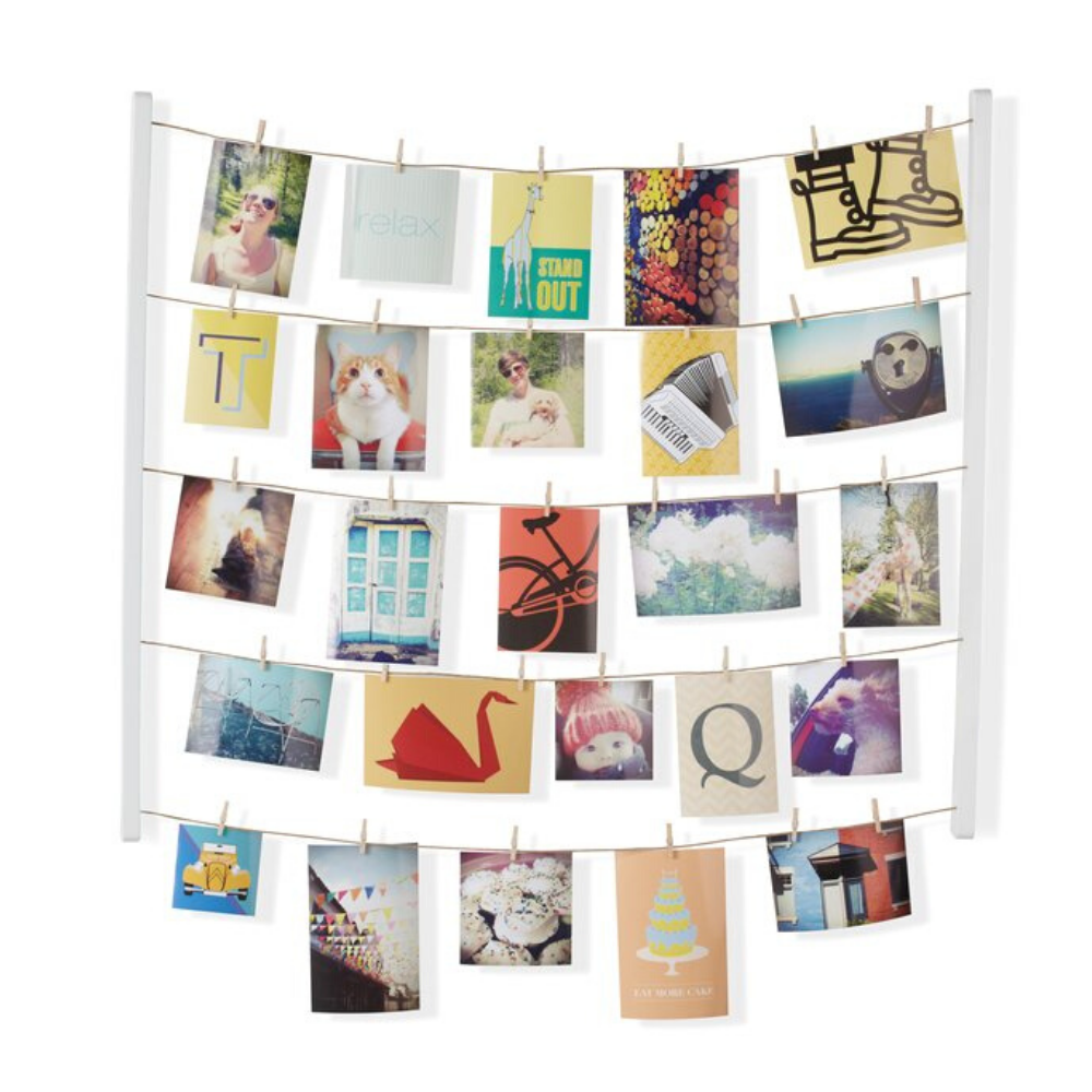 Umbra Hang It Photo Display White Funky Gifts NZ