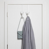 Umbra buddy over the door hooks in white from Funky Gifts NZ