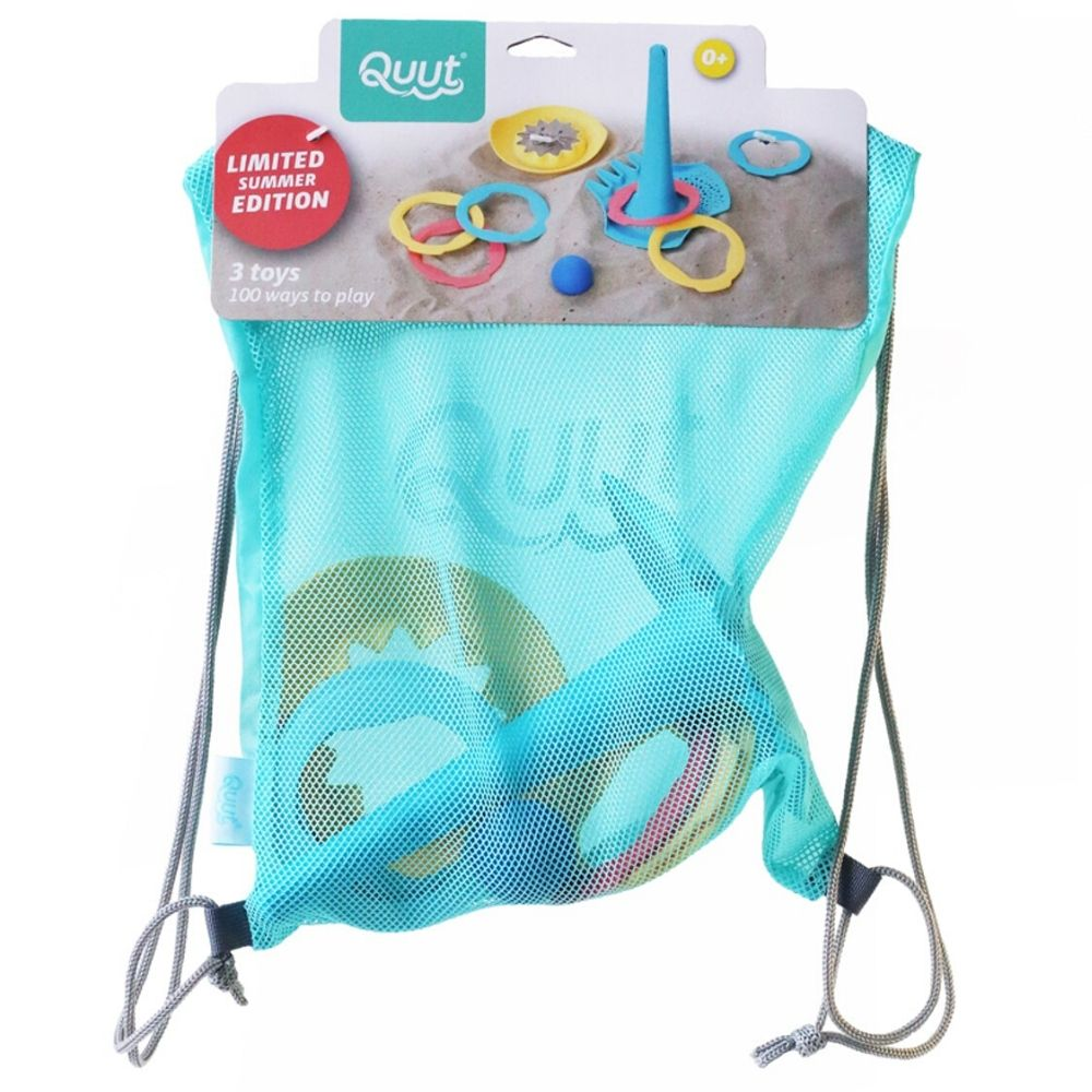 Quut Beach Bag Summer Set Limited Edition