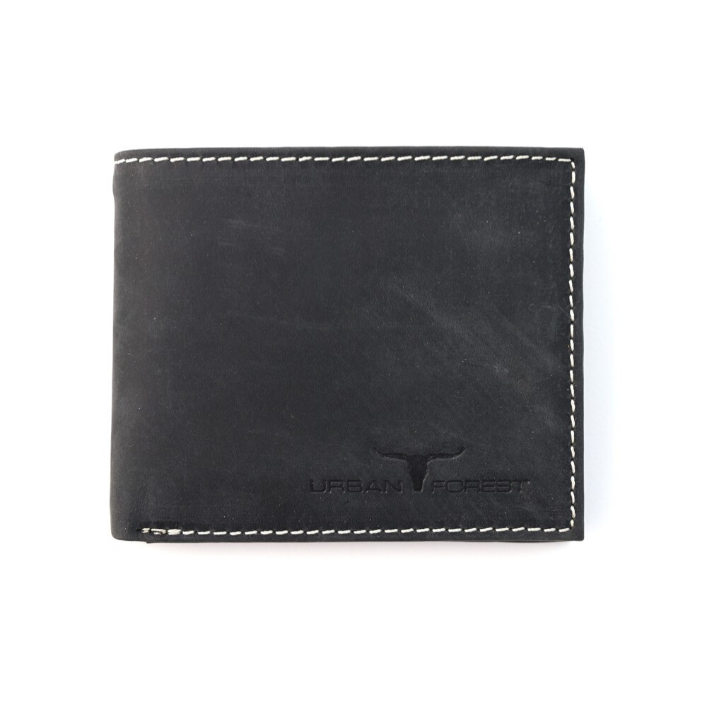 Urban Forest Logan Wallet - Black