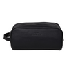 Urban Forest Leather Wash Bag in Rambler Black from Funky Gifts NZ