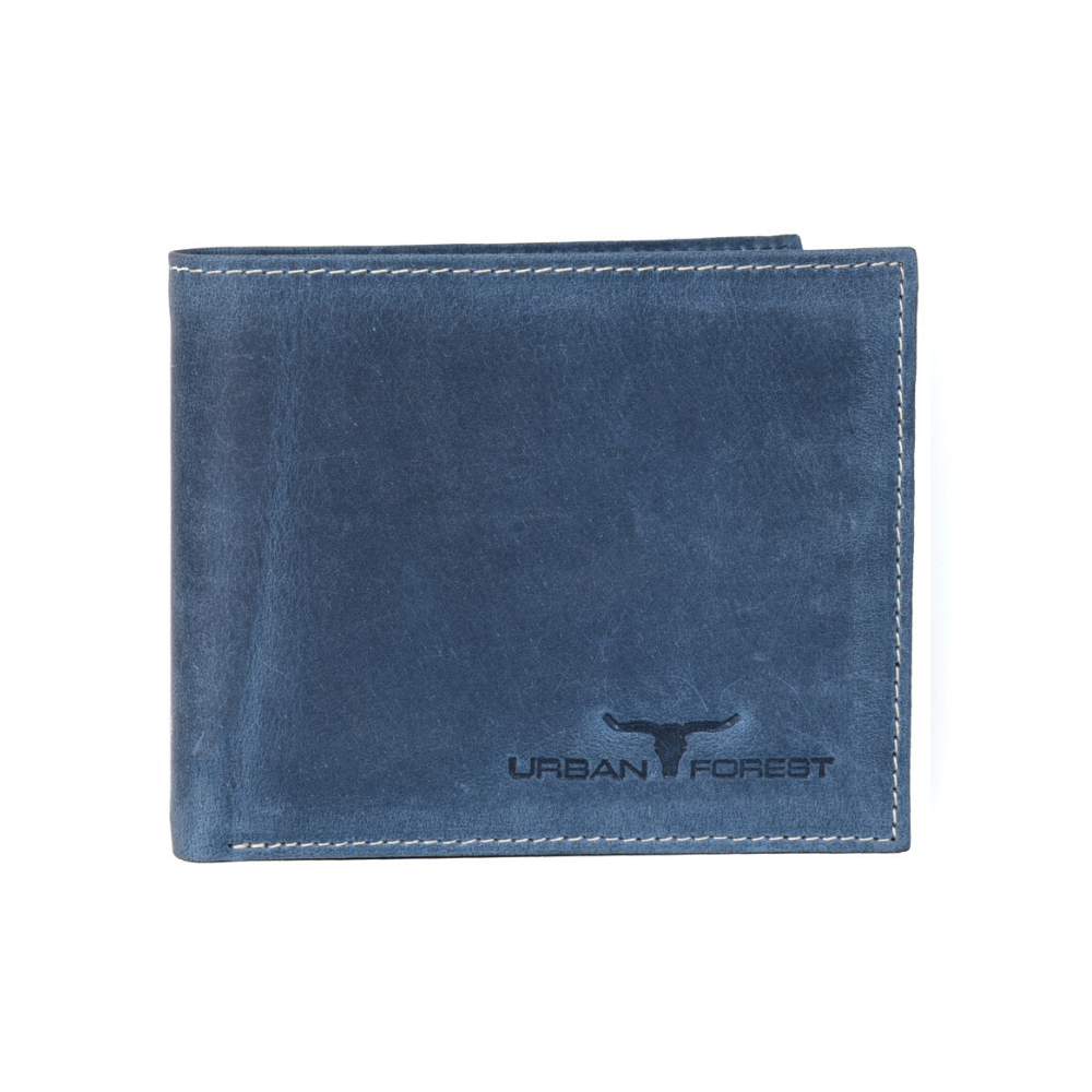 Urban Forest Logan Wallet - Blue