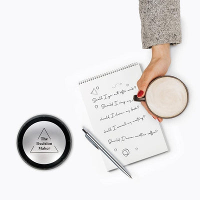 The Decision Maker Button from Funky Gifts NZ