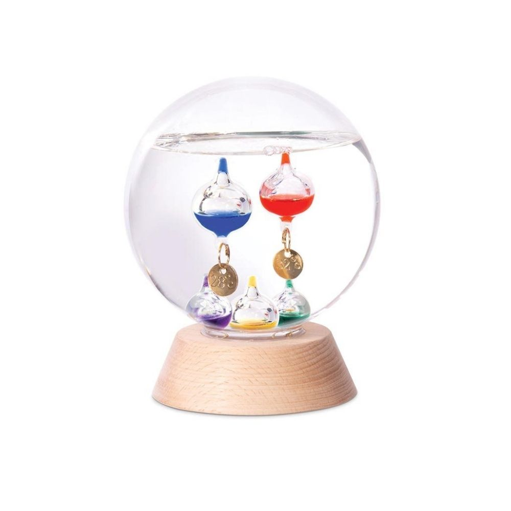 Galileo Temperature Reader From Funky Gifts NZ