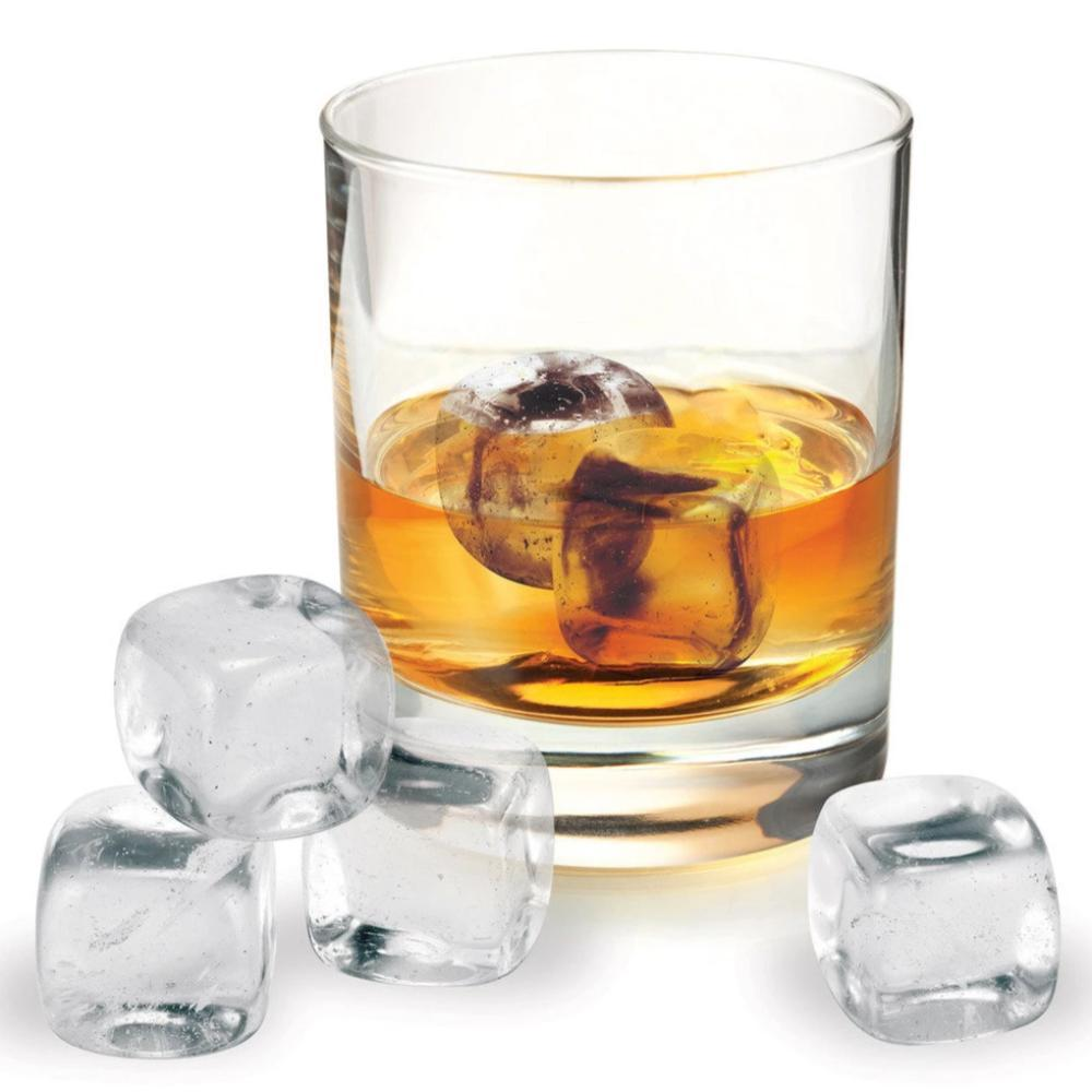 Quartz Crystal Whisky Rocks