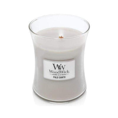Medium Palo Santo Woodwick Candle from Funky Gifts NZ
