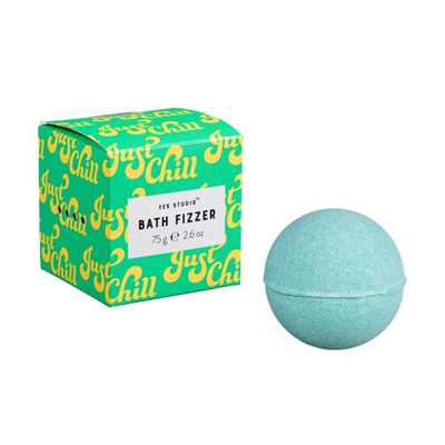 Just Chill Bath Fizzer from funky gifts nz