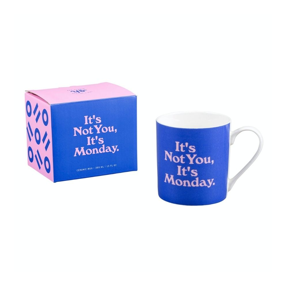 Its not you its Monday Mug from Funky Gifts NZ