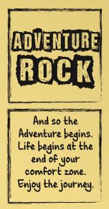 Happiness Rock - ADVENTURE ROCK