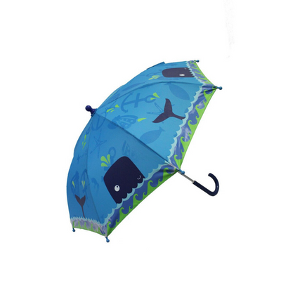Kids Colour Changing Umbrellas with Whales from Funky Gifts