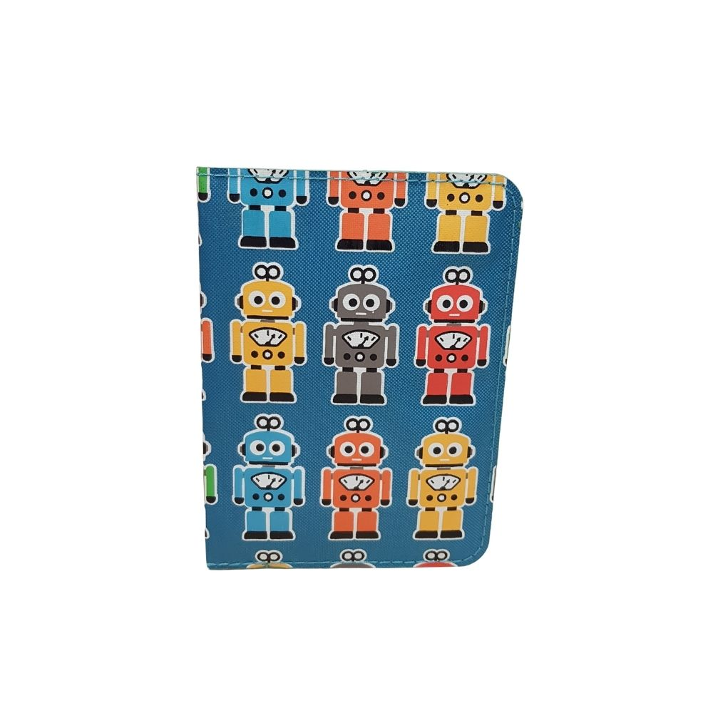 *Passport Holder - Kids Robot