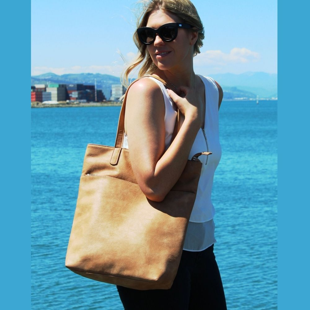 Moana road fendalton tote bag from funky gifts nz