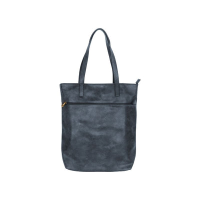 Fendalton Tote Bag Navy from funky gifts nz