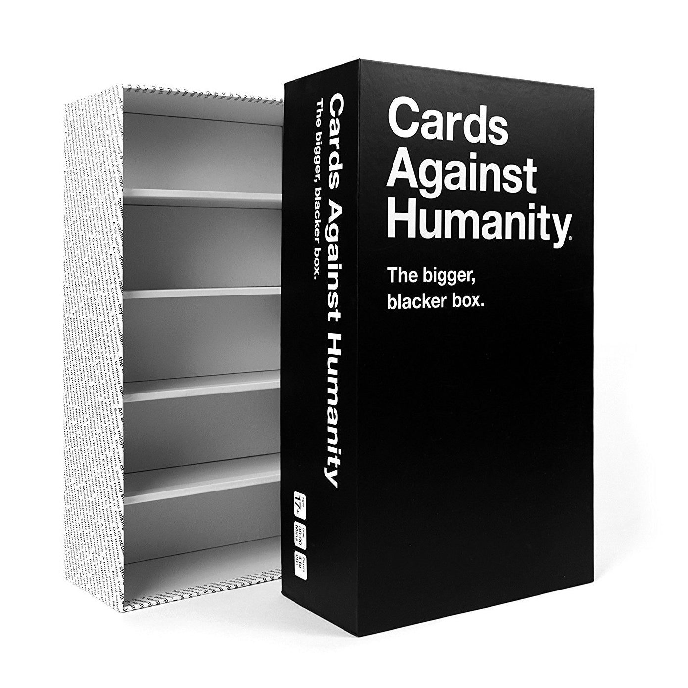 Cards Against Humanity- Bigger, Blacker Box