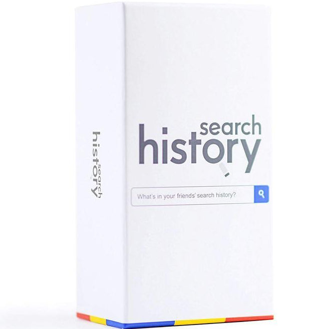 Search History Game