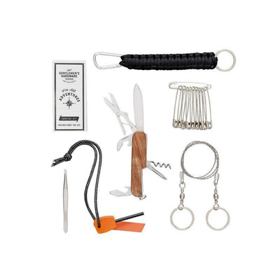gents Hardware great outdoors kit from funky gifts nz