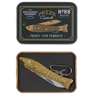 Gents Hardware - Fish Pen Knife No.88