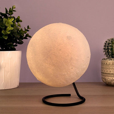 Moon Lamp from funky gifts nz