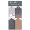 Luxury Festive Gift Tags - 20 pack