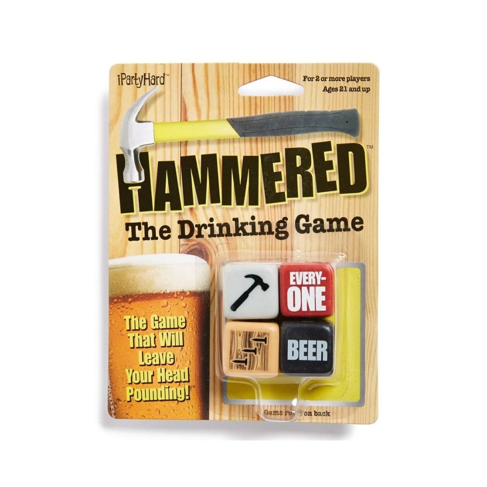 Hammered Drinking Game from Funky GIfts NZ