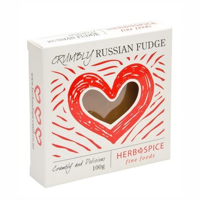 Crumbly Russian Fudge from funky gifts nz