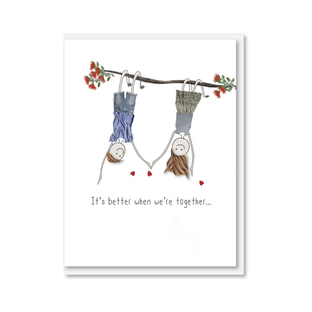 Valentine's iCandy Card - It's Better When We're Together