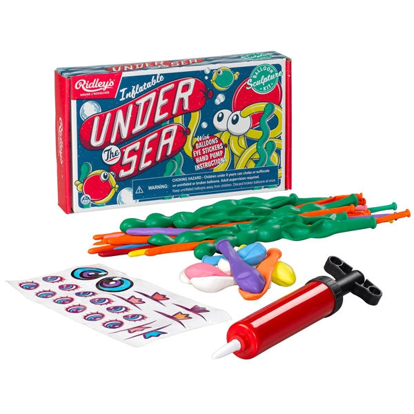 Inflatable Under Sea Balloon Kit