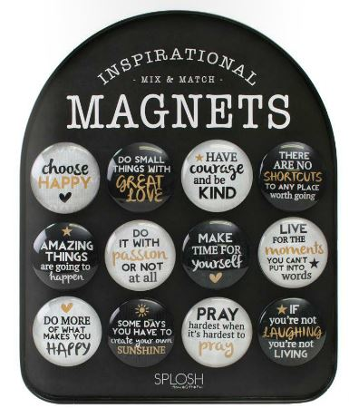Individual Inspirational Magnets