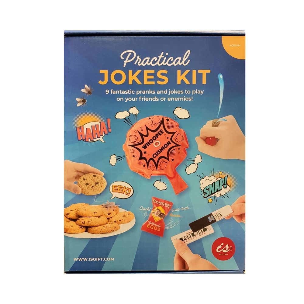 Practical Jokes Kit from Funky Gifts NZ